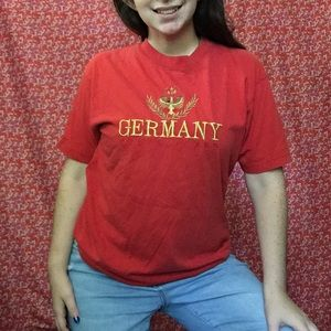 Germany graphic tees
